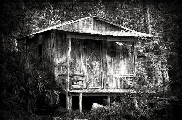 Photograph - Cabins Of Southern Louisiana by Photography  By Sai