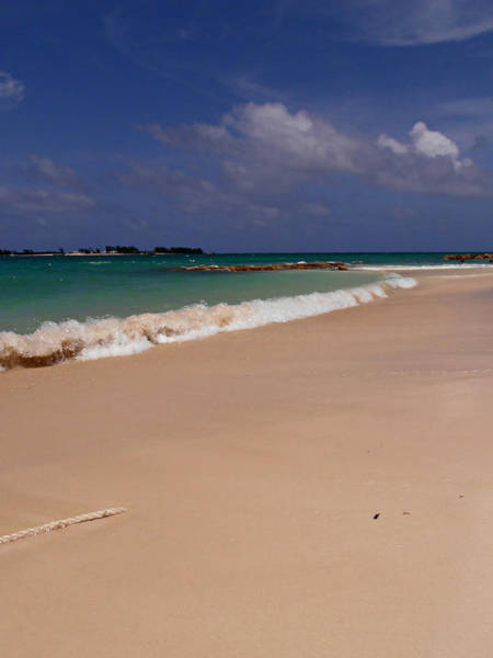 Photograph - Cable Beach Bahamas by Kimberly Perry