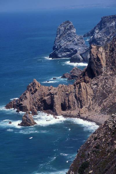 Wall Art - Photograph - Cabo Da Roca, The Furthest West Point by Scott Warren