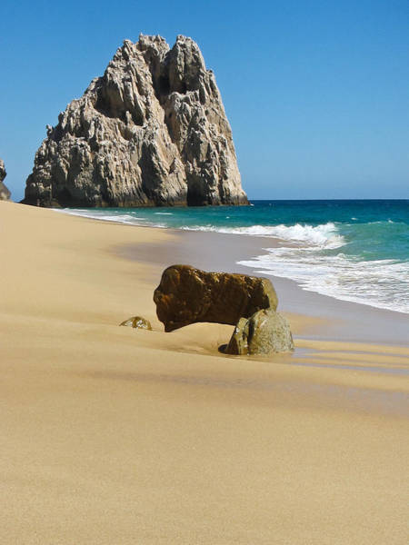 Photograph - Cabo San Lucas Beach 2 by Shane Kelly