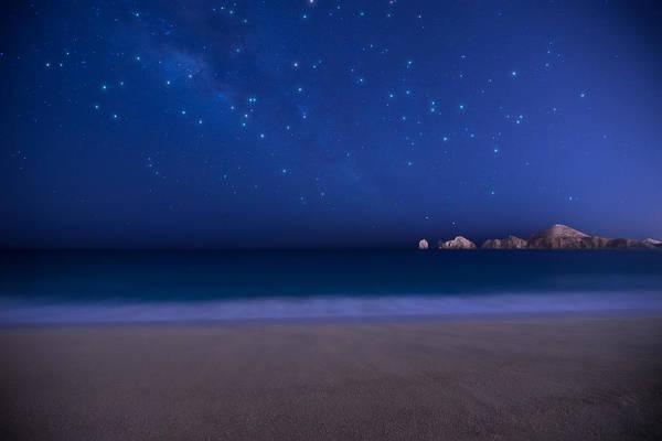Cabo San Lucas Arch Wall Art - Photograph - Cabo Stars by James Wheeler