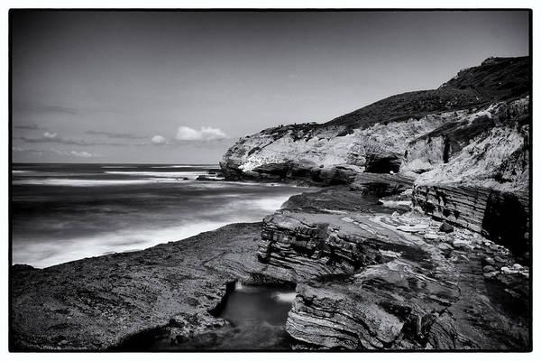 Cabrillo Photograph - Cabrillo Coast by Tanya Harrison