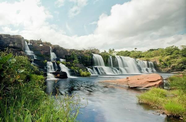 Minas Gerais Wall Art - Photograph - Cachoeira Grande - Serra Do Cipó, Mg by Vinicius Andrade
