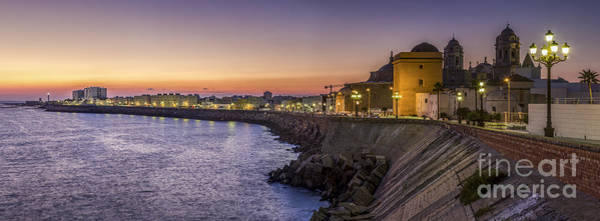 Photograph - Cadiz Panorama Spain by Pablo Avanzini