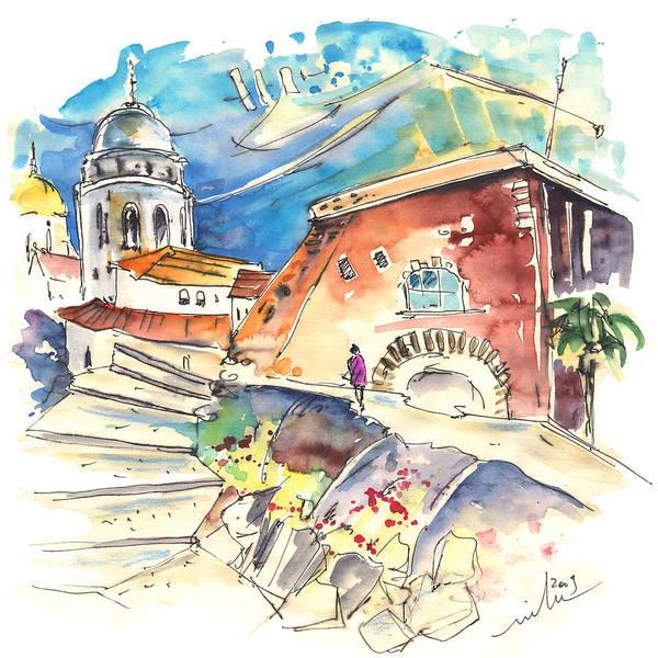 Wall Art - Painting - Cadiz Spain 03 by Miki De Goodaboom