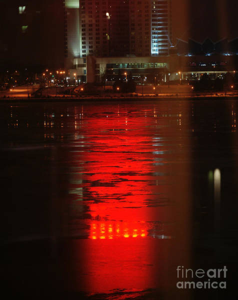 Photograph - Caesars Reflection by Linda Shafer