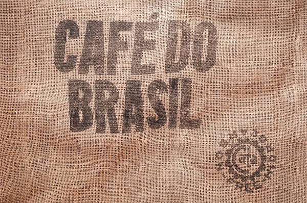 Photograph - Cafe Do Brasil In Burlap by Andy Crawford