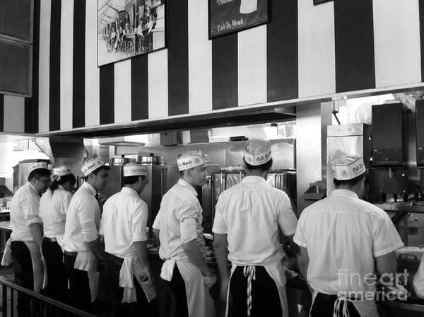 Photograph - Cafe Du Monde by WaLdEmAr BoRrErO