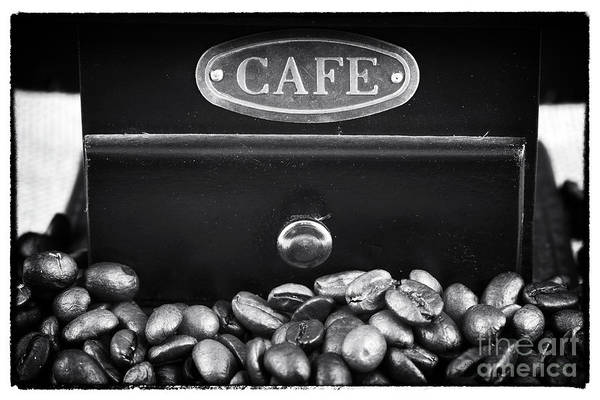 Photograph - Cafe Grinder by John Rizzuto