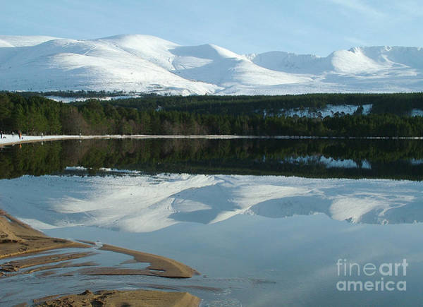 Photograph - Cairngorm Winter by Phil Banks
