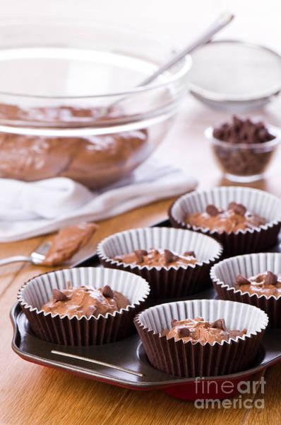 Cupcakes Photograph - Cake Mixture by Amanda Elwell
