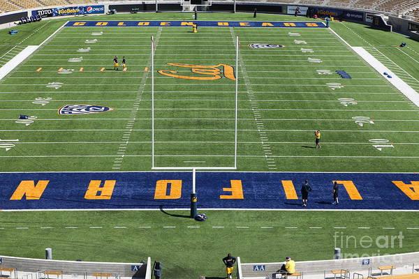 Photograph - Cal Golden Bears California Memorial Stadium Berkeley California 5d24687 by Wingsdomain Art and Photography