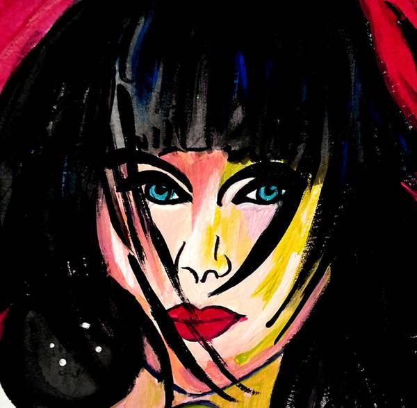 Painting - Call Me by Nikki Dalton