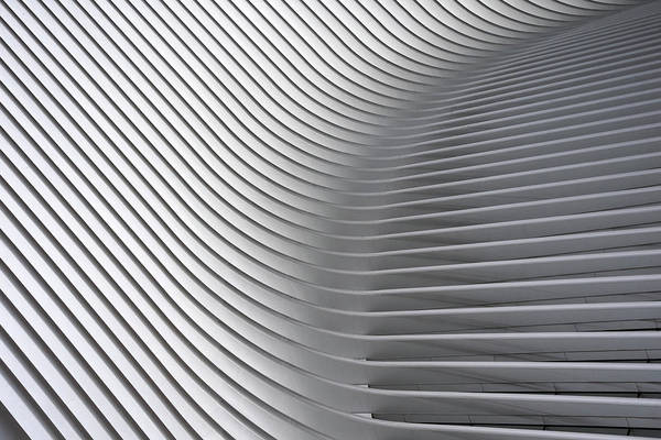 Wall Art - Photograph - Calatrava Curves # 2 by Linda Wride