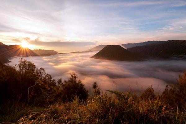 Photograph - Caldera Sunrise by Andrew Kumler