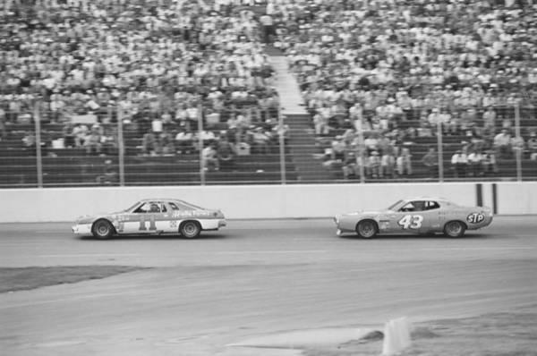 Daytona Photograph - Cale Yarborough by Retro Images Archive