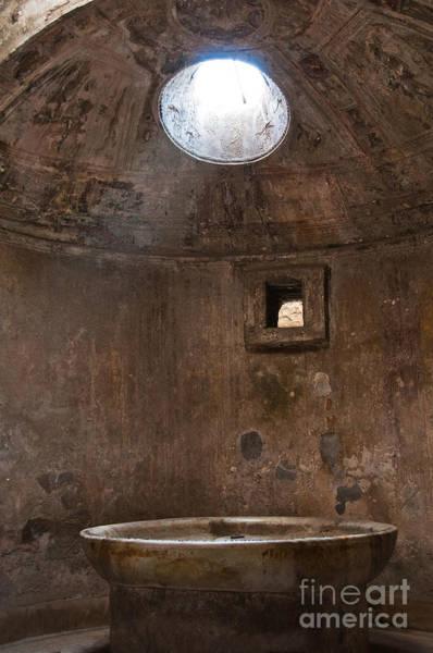 Wall Art - Photograph - Calidarium by Marion Galt