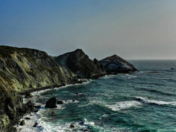 Photograph - California - Big Sur 010 by Lance Vaughn