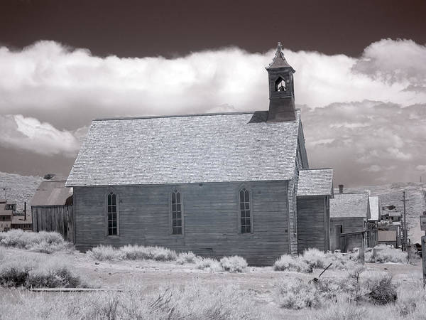 Bodie Painting - California Bodie, 2012 by Granger