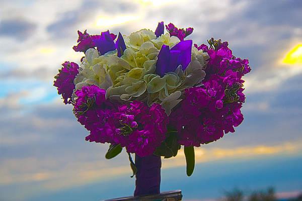 California Bouquet Art Print