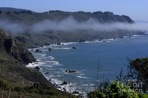 Photograph - California Coast by Aidan Moran