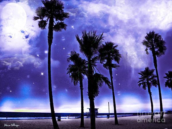Mixed Media - California Dreamin by Alicia Hollinger