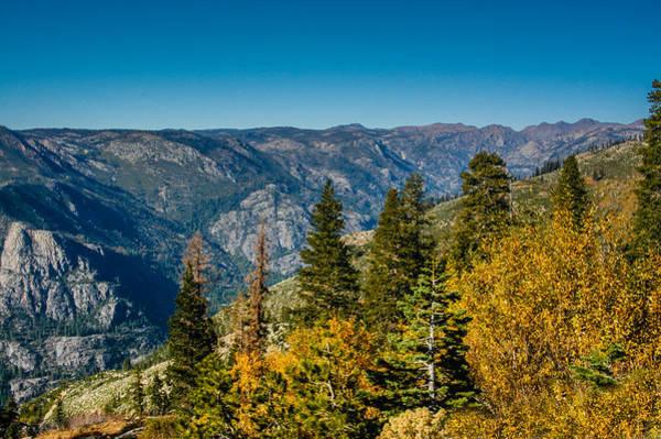 Photograph - California Fall by Paul Johnson