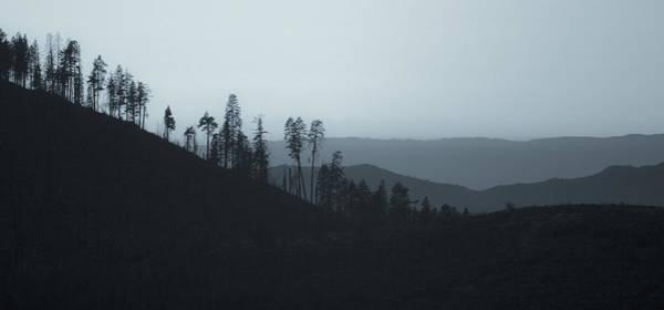 Photograph - California Gray Skies by Bryant Coffey