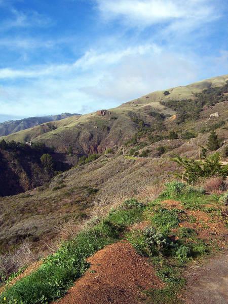 Photograph - California Hillside by Jennifer Robin