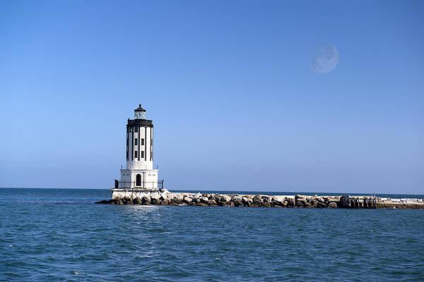 Waterbreak Wall Art - Photograph - California Lighthouse by Joe Belanger