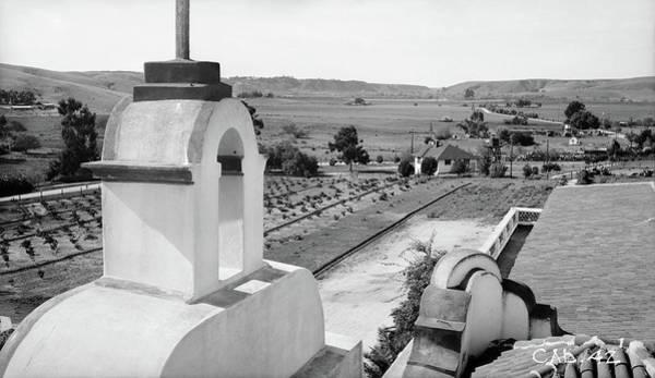 San Luis Rey De Francia Photograph - California Mission, 1936 by Granger