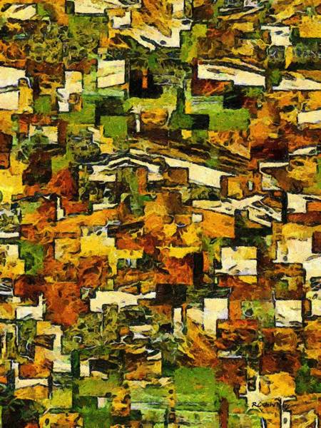 Painting - California by RC DeWinter
