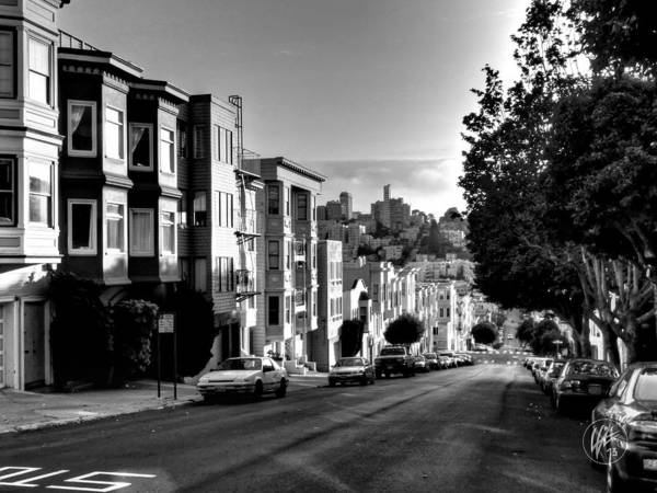 Photograph - California - San Francisco 006 by Lance Vaughn
