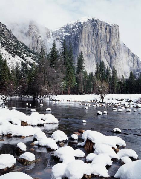 Backcountry Wall Art - Photograph - California, Sierra Nevada Mountains by Christopher Talbot Frank