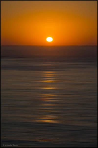 Photograph - California Sunset by Erika Fawcett