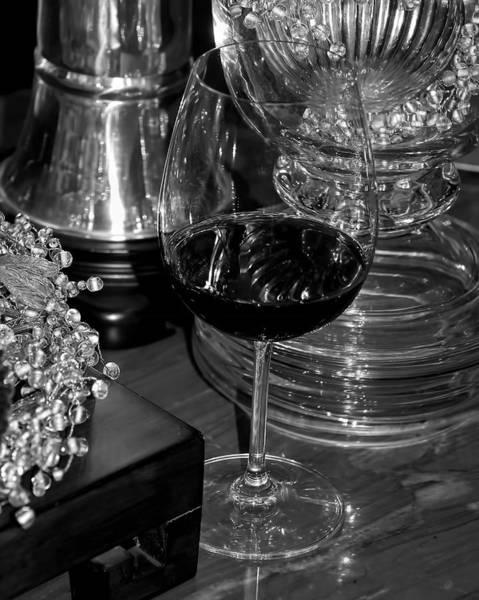 Photograph - California Wine by Bill Dodsworth