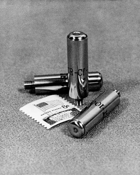 1972 Photograph - Californium-252 by Us Department Of Energy