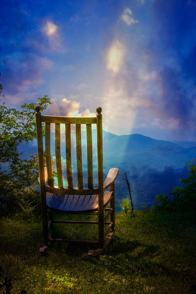 Appalachian Mountains Photograph - Just Imagine by John Haldane