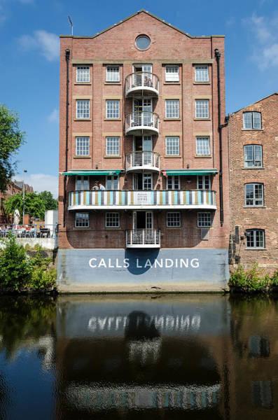 Photograph - Calls Landing by Paul Indigo