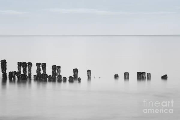 Bristol Channel Photograph - Calm by Anne Gilbert