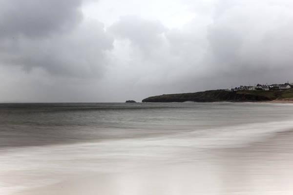 Donegal Digital Art - Calm Atlantic Storm by Kevin  Hayden