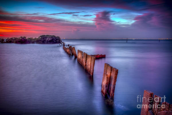 Low Tides Photograph - Calm Before The Storm by Marvin Spates