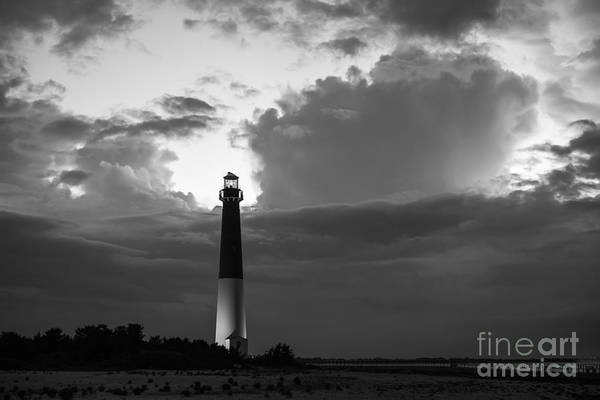 Barnegat Lighthouse Photograph - Calm Before The Storm  by Michael Ver Sprill