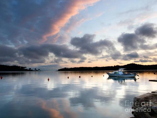 Losinj Photograph - Calm Port by Sinisa Botas