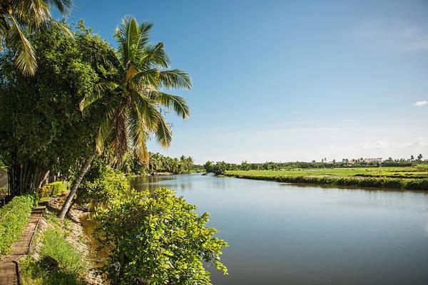 Quang Nam Province Photograph - Calm River At Quang Nam Province by Henn Photography