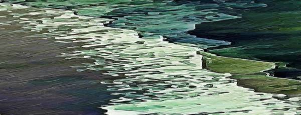 Digital Art - Calm Shores by David Manlove