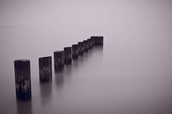 Wall Art - Photograph - Calmed Lake by Steve Gadomski