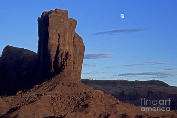 Photograph - Camel Butte From John Ford Point by Fred Stearns
