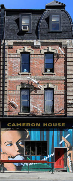 Photograph - Cameron House 2 by Andrew Fare