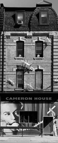 Photograph - Cameron House 2b by Andrew Fare